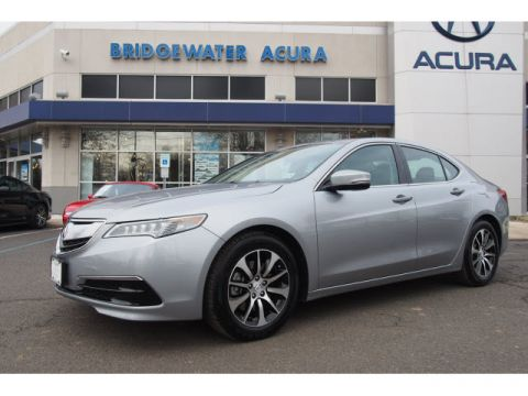 Certified Pre-Owned 2017 Acura TLX 2.4 8-DCT P-AWS with Technology Package FWD 4dr Sedan w/Technology Package