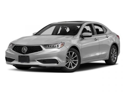New 2018 Acura TLX 2.4 8-DCT P-AWS with Technology Package