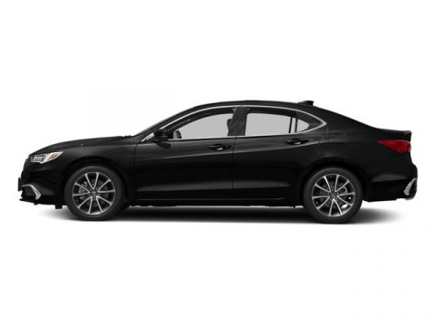 New 2018 Acura TLX 3.5 V-6 9-AT P-AWS FWD 4dr Car