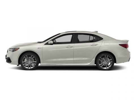 New 2018 Acura TLX 3.5 V-6 9-AT P-AWS with A-SPEC RED