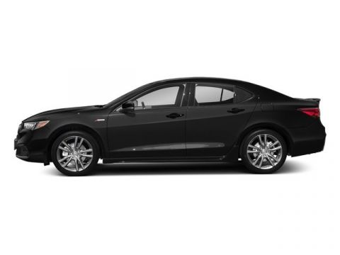 New 2018 Acura TLX 3.5 V-6 9-AT P-AWS with A-SPEC FWD 4dr Car