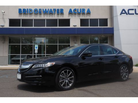 Pre-Owned 2016 Acura TLX SH-AWD V6 w/Tech