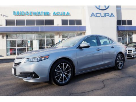 Pre-Owned 2015 Acura TLX SH-AWD V6 w/Advance