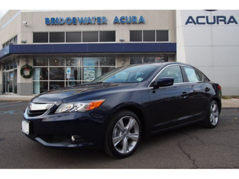 Certified Pre-Owned 2014 Acura ILX 5-Speed Automatic with Premium Package FWD 2.0L 4dr Sedan w/Premium Package