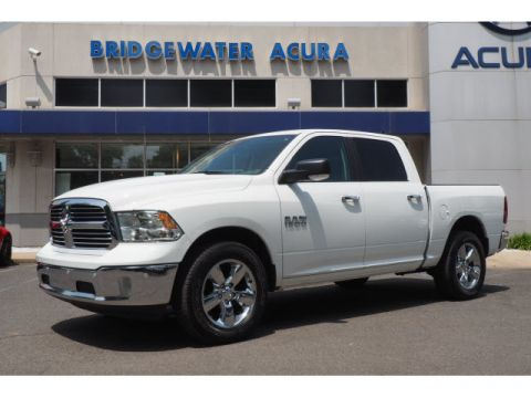 Pre-Owned 2018 RAM 1500 Big Horn 4WD