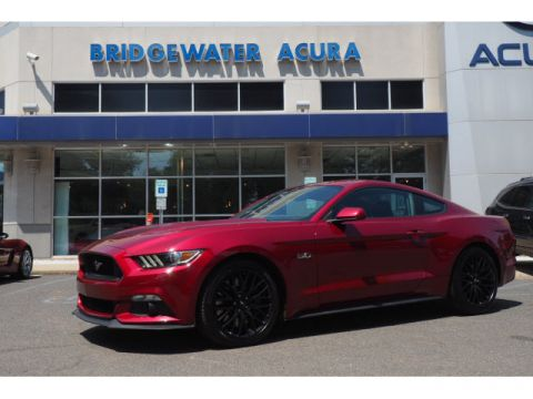 Pre-Owned 2017 Ford Mustang GT Performance Package