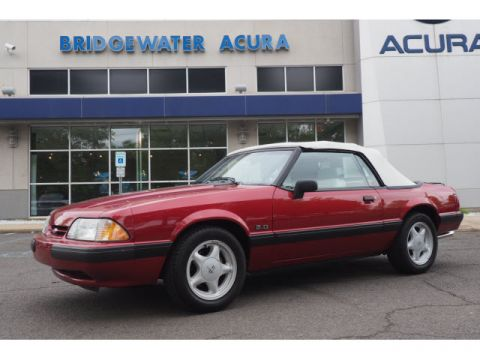 Pre-Owned 1991 Ford Mustang LX 5.0