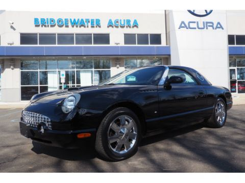 Pre-Owned 2002 Ford Thunderbird Deluxe