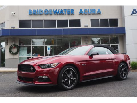 Pre-Owned 2016 Ford Mustang GT Premium w/Nav