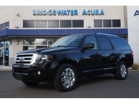 Pre-Owned 2013 Ford Expedition EL Limited w/Nav