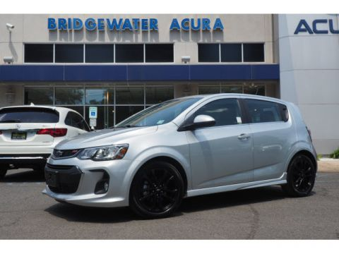 Pre-Owned 2018 Chevrolet Sonic RS