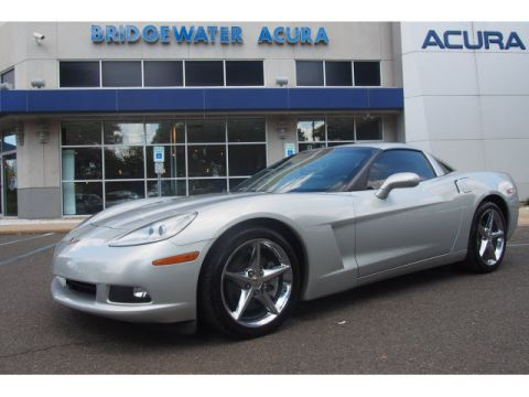 Pre-Owned 2012 Chevrolet Corvette 1LT
