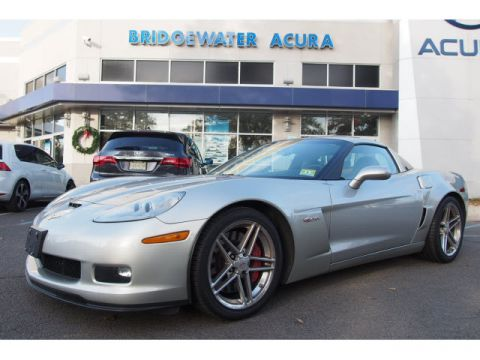 Pre-Owned 2007 Chevrolet Corvette Z06 RWD Z06 2dr Coupe