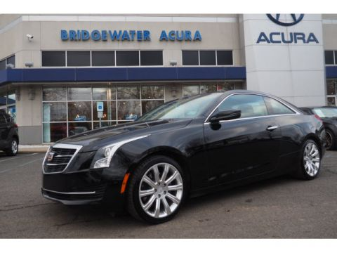 Pre-Owned 2017 Cadillac ATS 2.0T