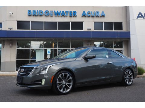 Pre-Owned 2017 Cadillac ATS 2.0T Luxury w/Nav