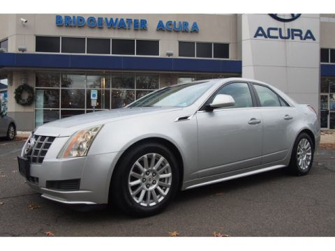 Pre-Owned 2012 Cadillac CTS 3.0L