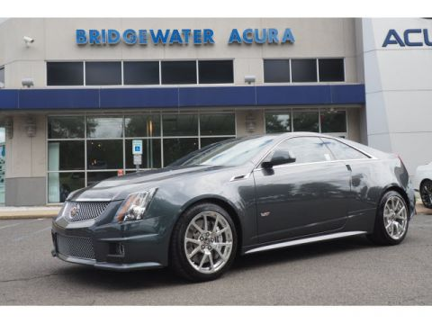 Pre-Owned 2011 Cadillac CTS-V Supercharged