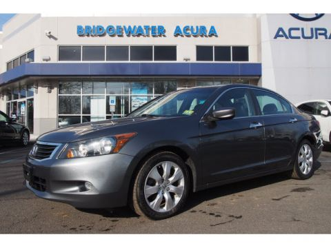 Pre-Owned 2009 Honda Accord EX-L V6 FWD EX-L V6 4dr Sedan 5A