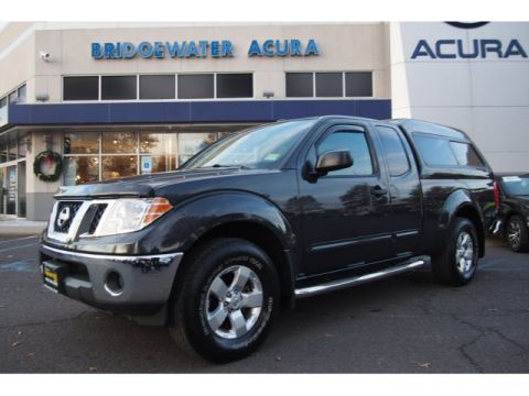 Pre-Owned 2011 Nissan Frontier SV V6 w/Cap 4WD