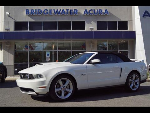 Pre-Owned 2012 Ford Mustang GT Pace Car