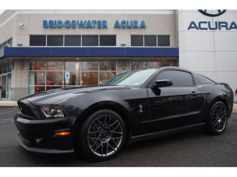 Pre-Owned 2012 Ford Shelby GT500 Glass Roof w/Nav