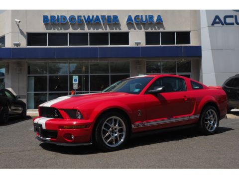 Pre-Owned 2008 Ford Shelby GT500 w/Nav