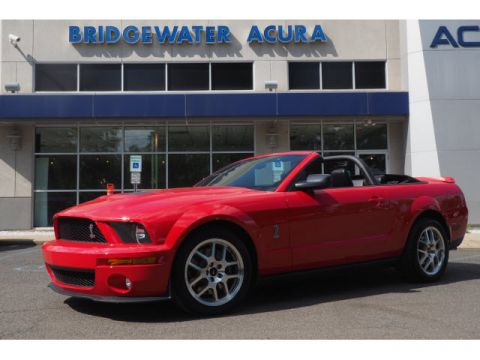 Pre-Owned 2007 Ford Shelby GT500 SVT