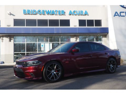 Pre-Owned 2017 Dodge Charger R/T Scat Pack