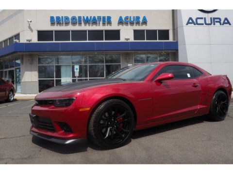 Pre-Owned 2015 Chevrolet Camaro 1LE 1SS/RS