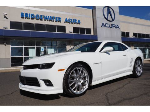 Pre-Owned 2014 Chevrolet Camaro SS Spring Edition