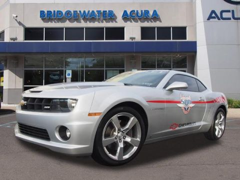 Pre-Owned 2010 Chevrolet Camaro SS Pace Car RWD SS 2dr Coupe w/2SS