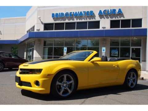 Pre-Owned 2013 Chevrolet Camaro 2SS/RS