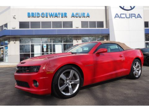 Pre-Owned 2011 Chevrolet Camaro 2SS/RS