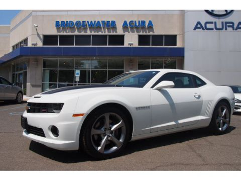 Pre-Owned 2013 Chevrolet Camaro SS/RS