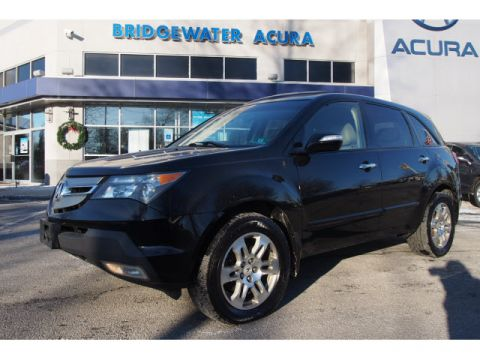 Pre-Owned 2008 Acura MDX SH-AWD w/Power Tailgate w/Tech