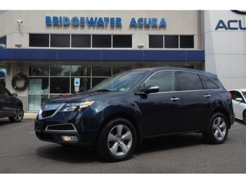 Pre-Owned 2013 Acura MDX SH-AWD w/Tech