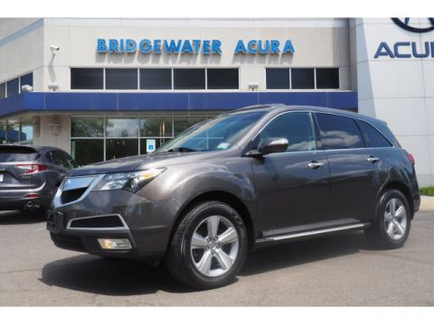 Pre-Owned 2012 Acura MDX SH-AWD w/Tech w/RES