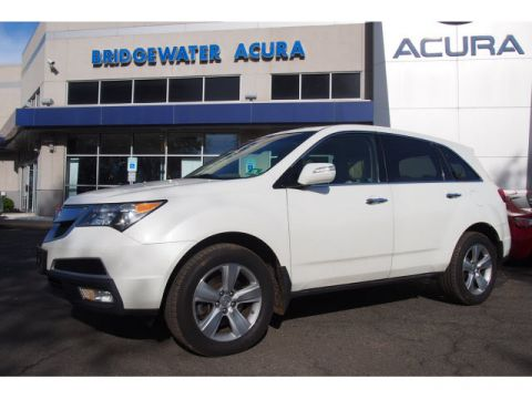 Pre-Owned 2010 Acura MDX SH-AWD w/Tech