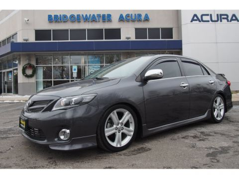 Pre-Owned 2013 Toyota Corolla S FWD S 4dr Sedan 5M