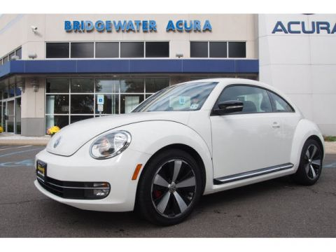 Pre-Owned 2013 Volkswagen Beetle Turbo PZEV FWD Turbo PZEV 2dr Coupe 6M (ends 1/13)