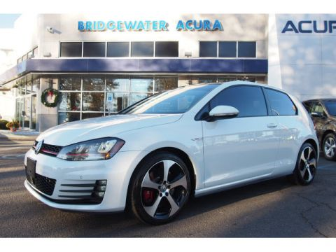 Pre-Owned 2015 Volkswagen Golf GTI S FWD S 2dr Hatchback 6M w/Performance Package