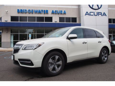 Certified PreOwned Acura MDX SUVs For Sale In Bridgewater NJ - Acura mdx pre owned for sale