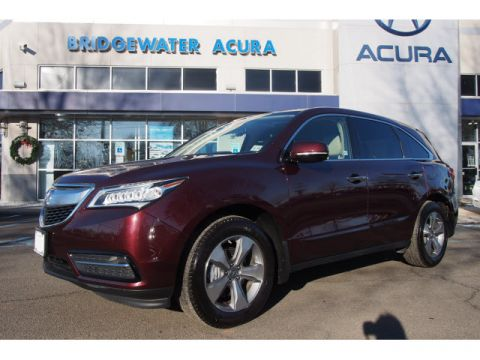 Pre-Owned 2015 Acura MDX SH-AWD