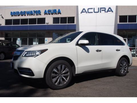 Pre-Owned 2015 Acura MDX SH-AWD w/Tech