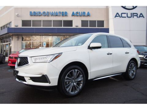 Pre-Owned 2017 Acura MDX SH-AWD w/Tech