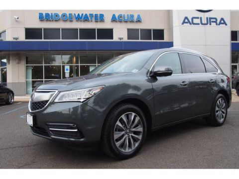 Pre-Owned 2016 Acura MDX SH-AWD w/Tech w/RES