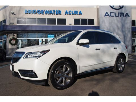 Pre-Owned 2014 Acura MDX SH-AWD w/Advance w/RES