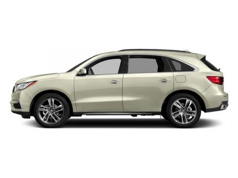 New 2017 Acura MDX SH-AWD with Advance and Entertainment Packages