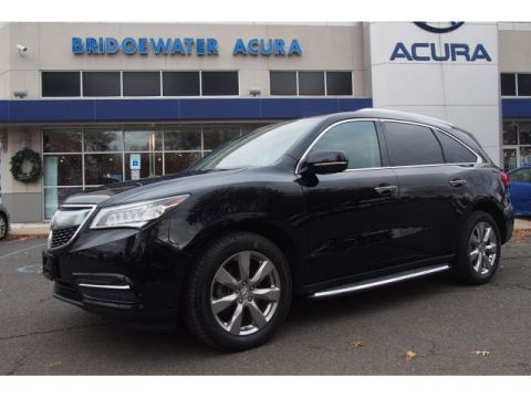Pre-Owned 2016 Acura MDX SH-AWD w/Advance