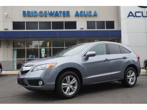 Pre-Owned 2013 Acura RDX AWD w/Tech